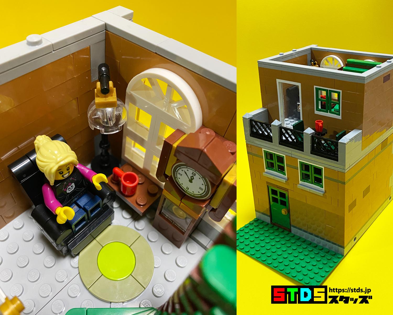ステイサムも登場!レゴ『10270 本屋さん』アクションレビュー