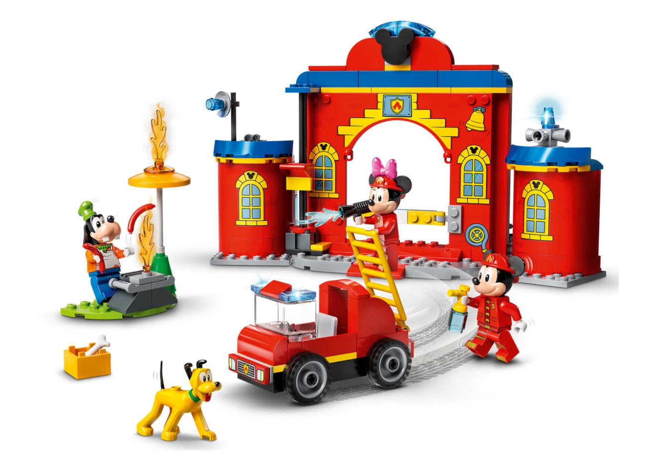 レゴミッキーアンドフレンズ新製品情報:2021年6月1日(火)発売(2021)