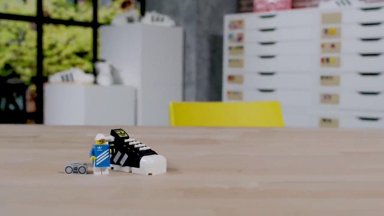 アディダスミニフィグ付き『40486 レゴ アディダス』購入者プレゼント新製品情報(2021)