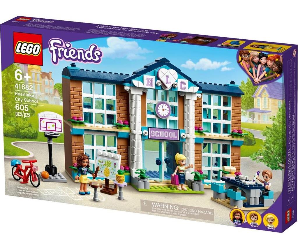 レゴ(LEGO) フレンズ ハートレイクシティの学校 41682