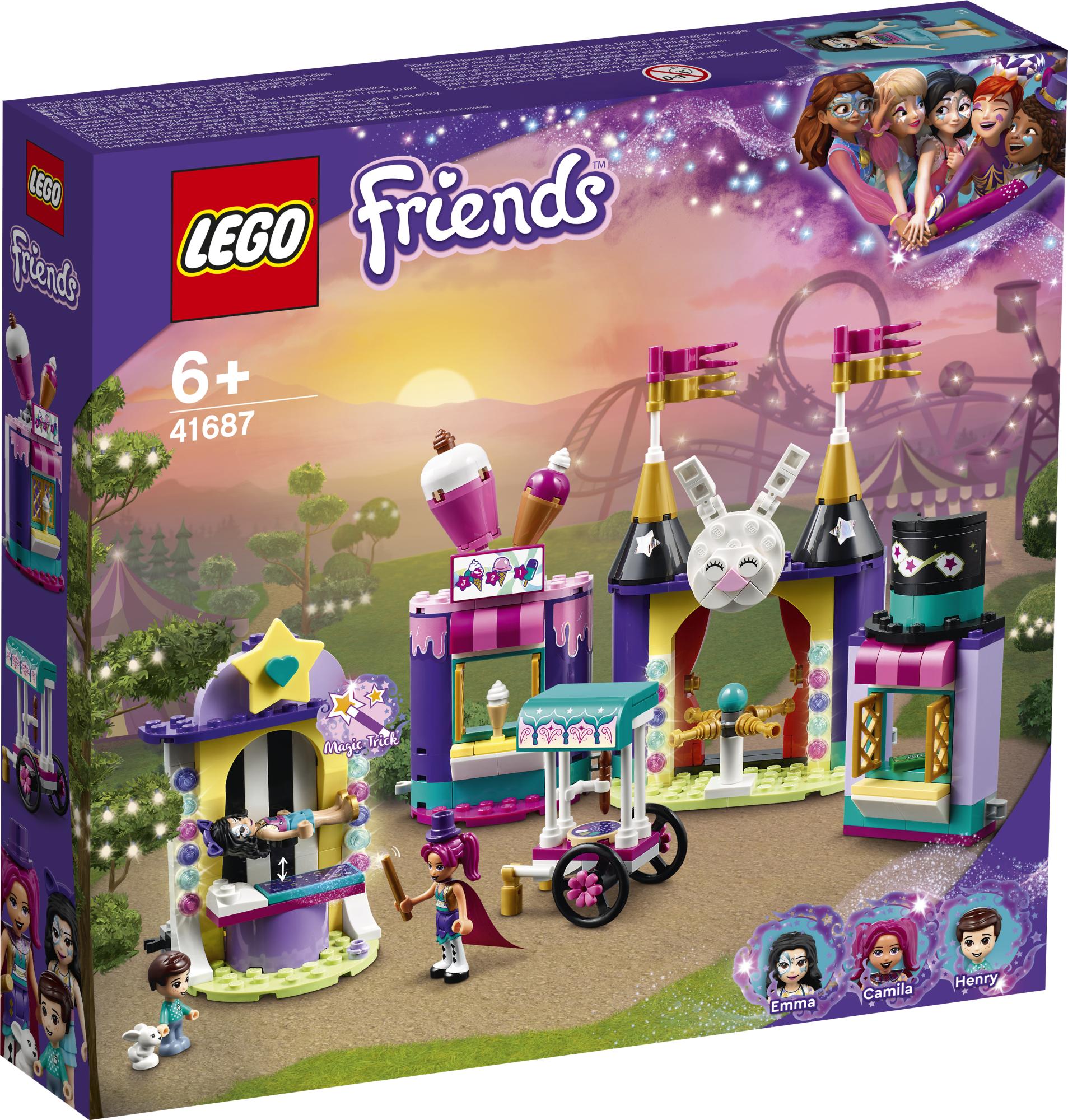 レゴ(LEGO) フレンズ マジカルファンフェア 41687