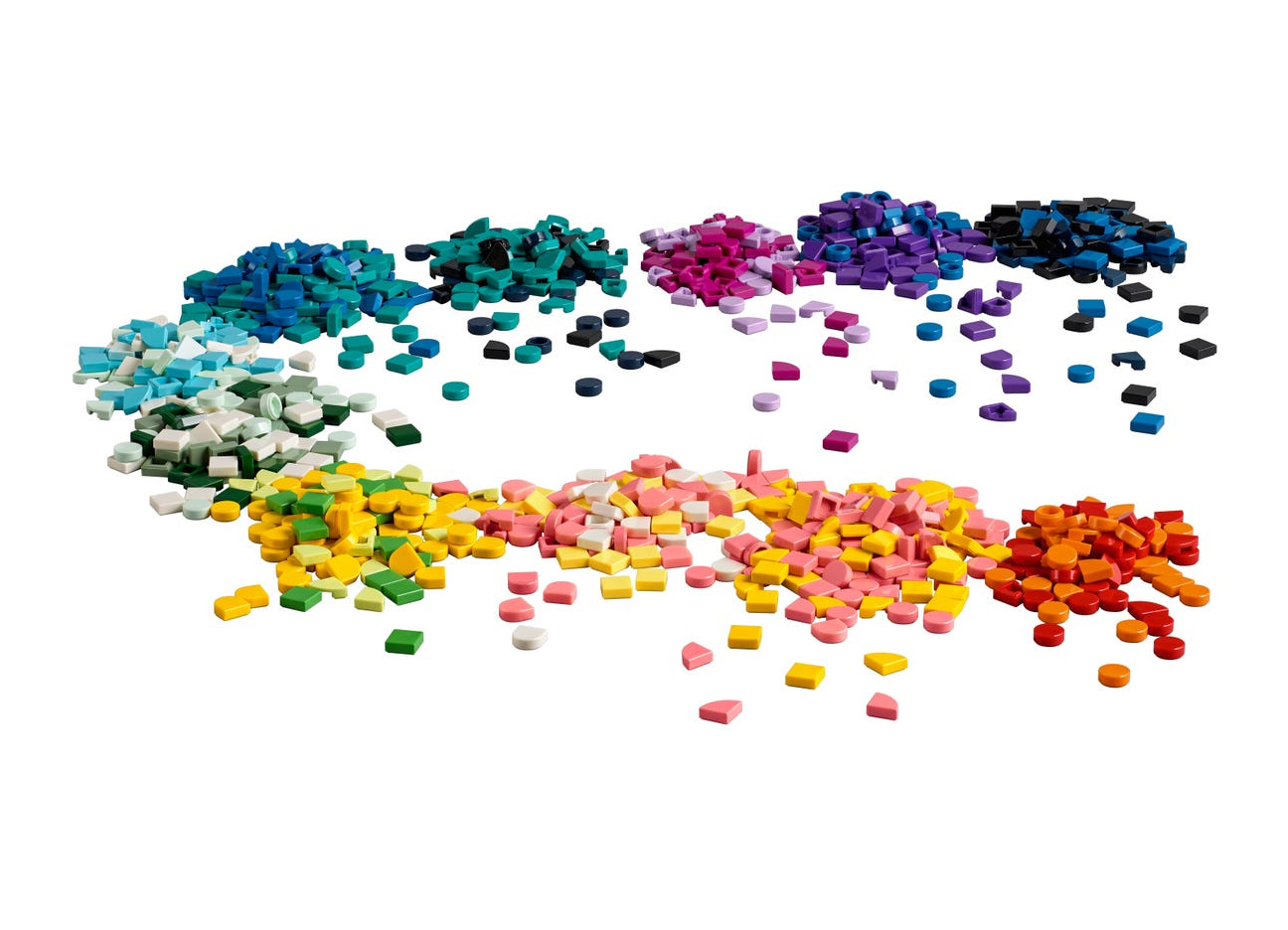 6月1日発売見込みレゴ ドッツ新製品情報:アクセサリーを作る人気シリーズ(2021)