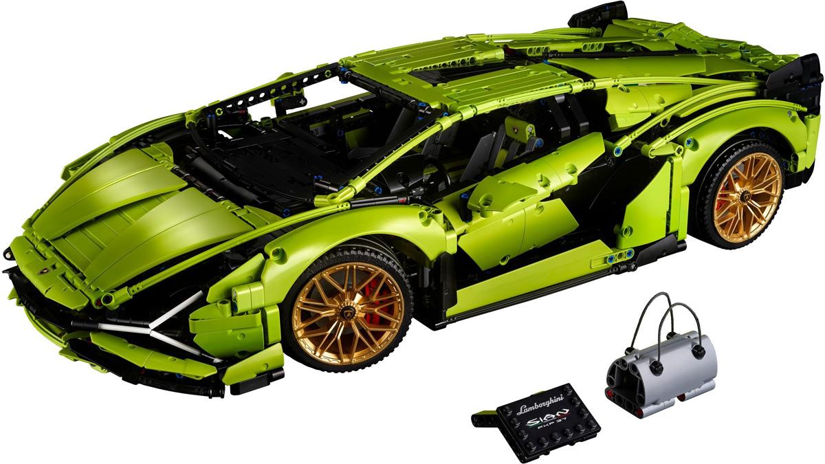 42115 ランボルギーニ シアンFKP 37:レゴ (LEGO) テクニック