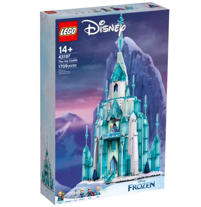 レゴ(LEGO) ディズニー・プリンセス アイスキャッスル 43197