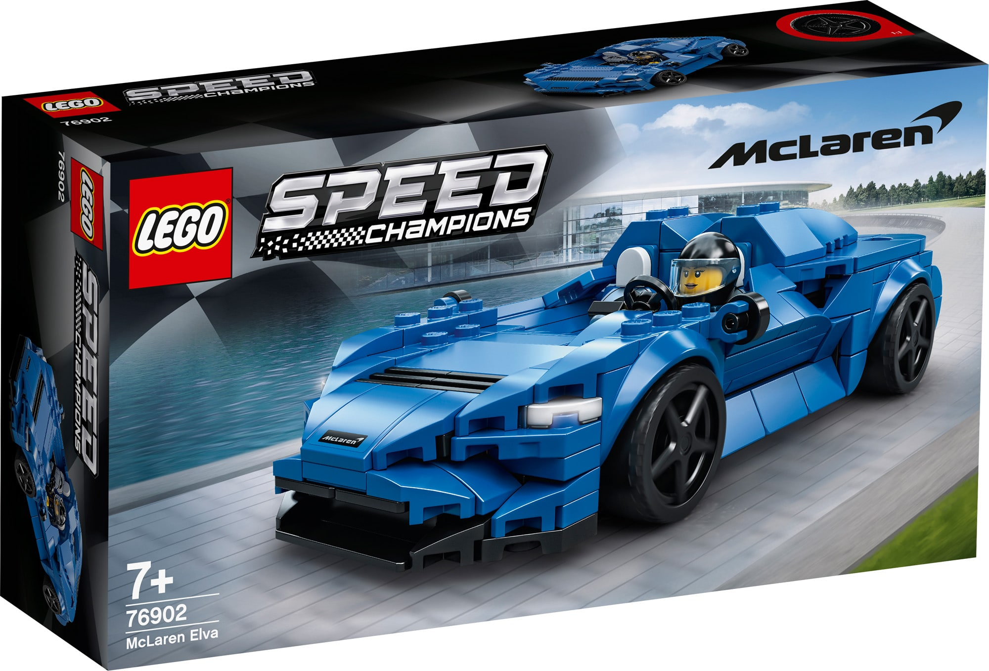 レゴ(LEGO) スピードチャンピオン マクラーレン 76902