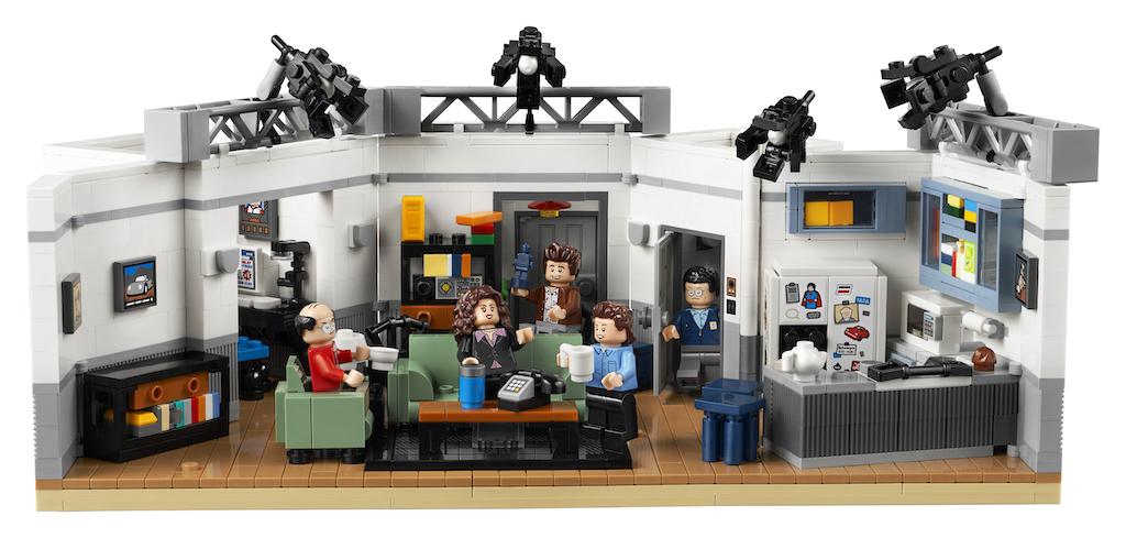 レゴアイデア『21328 となりのサインフェルド』新製品情報(2021)