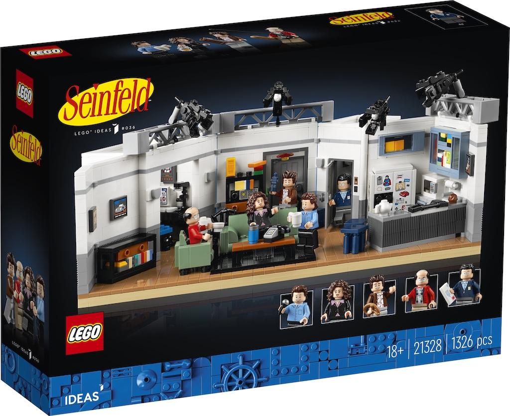 レゴ(LEGO) アイデア となりのサインフェルド 21328