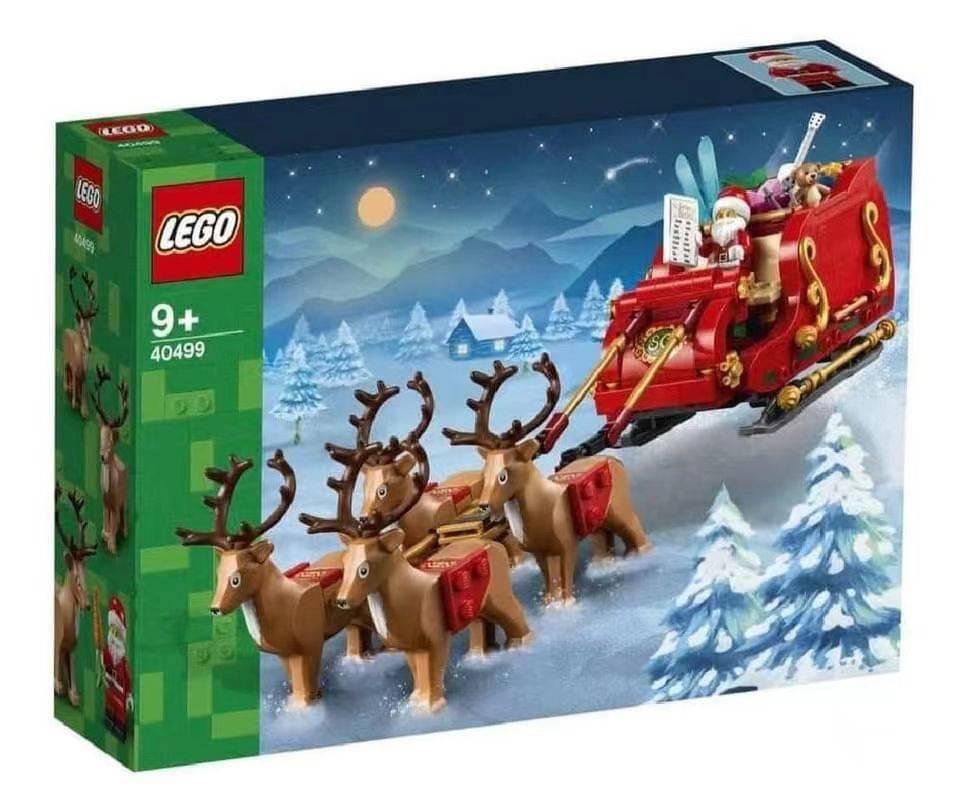 レゴ(LEGO) クリスマス サンタのそり 40499