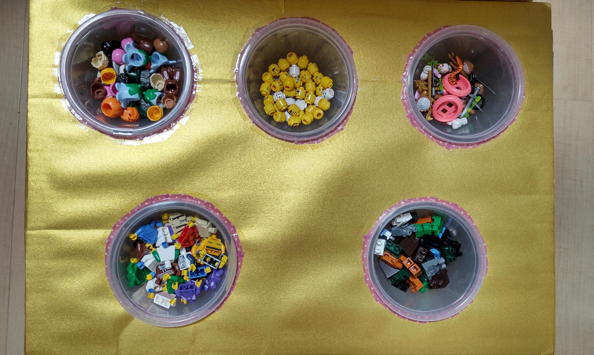 自宅でビルド・ア・ミニフィグ(BAM)!今の時代におすすめのレゴ遊びが楽しすぎる