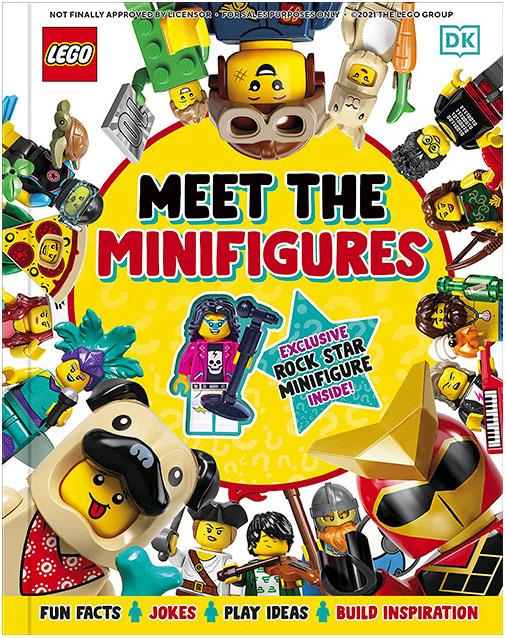 LEGO Meet the Minifigures (英語) ハードカバー