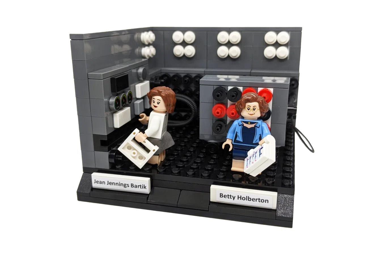 レゴアイデアで『女性数学者』が製品化レビュー進出!2021年第2回1万サポート獲得デザイン紹介