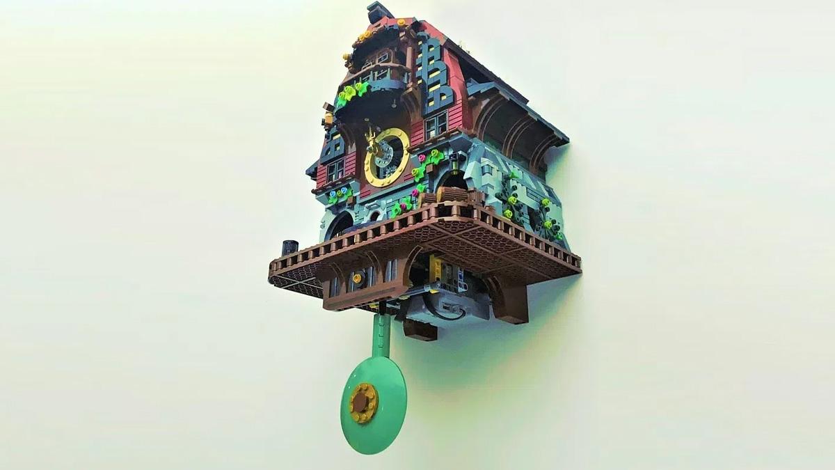 レゴアイデアで『時計の家』が製品化レビュー進出!2021年第2回1万サポート獲得デザイン紹介