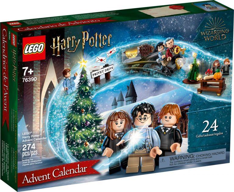 レゴ(LEGO) ハリーポッター アドベントカレンダー 76390