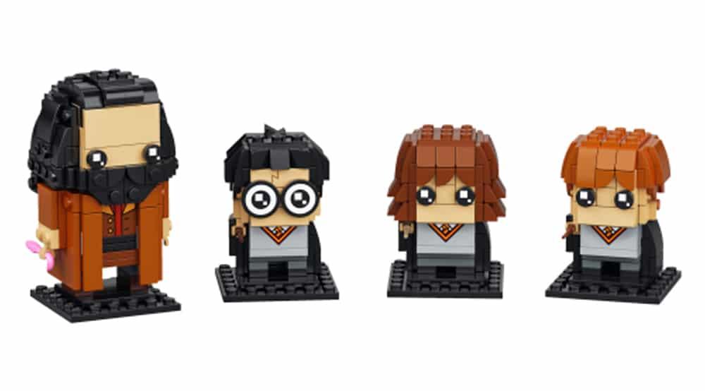 6月1日発売見込みレゴ『ハリー・ポッター・ブリックヘッズ』新製品情報(2021)
