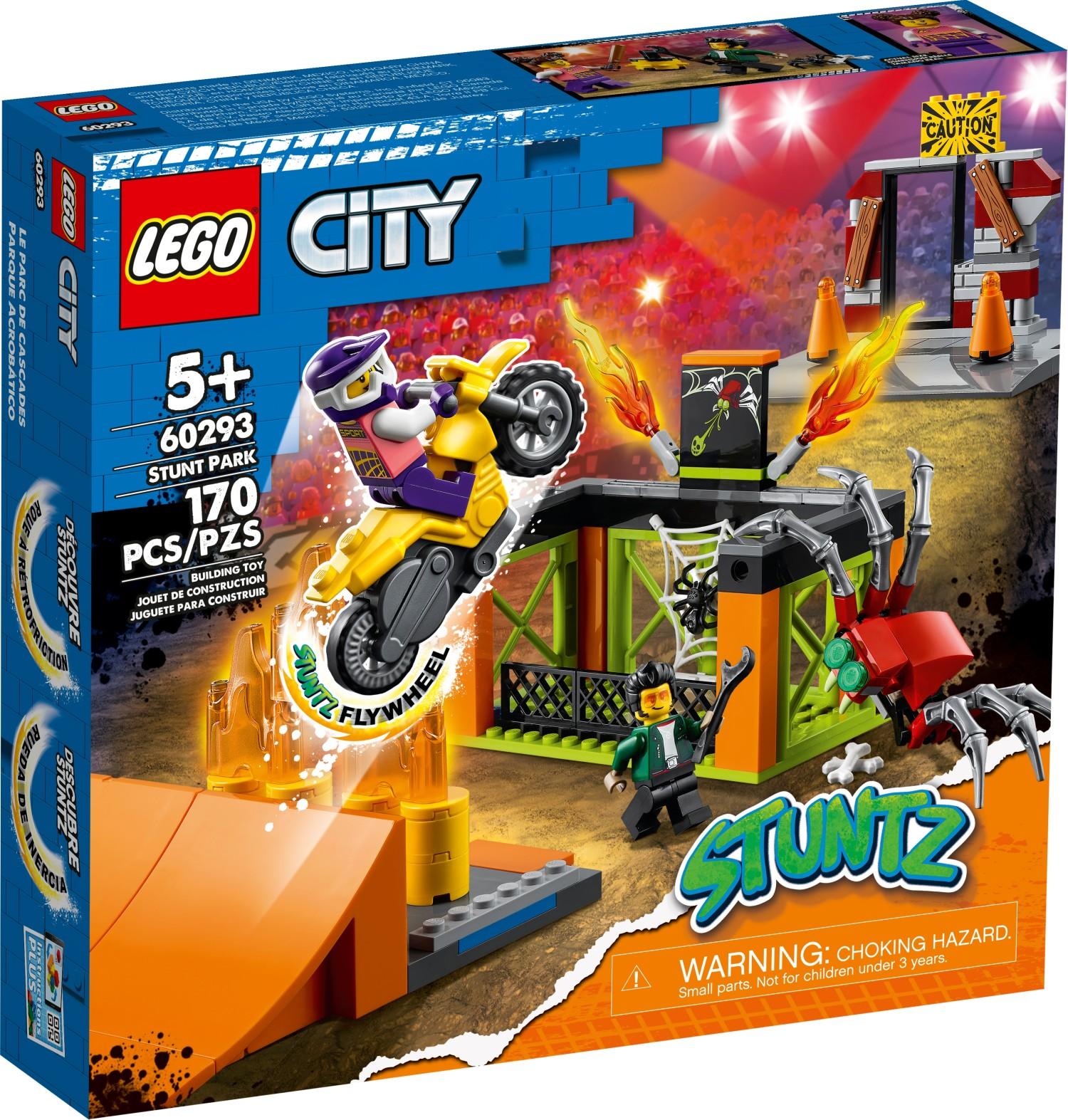 レゴ(LEGO) シティ スタントパーク 60293