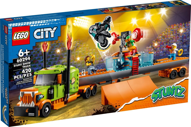 レゴ(LEGO) シティ スタントショートラック 60294