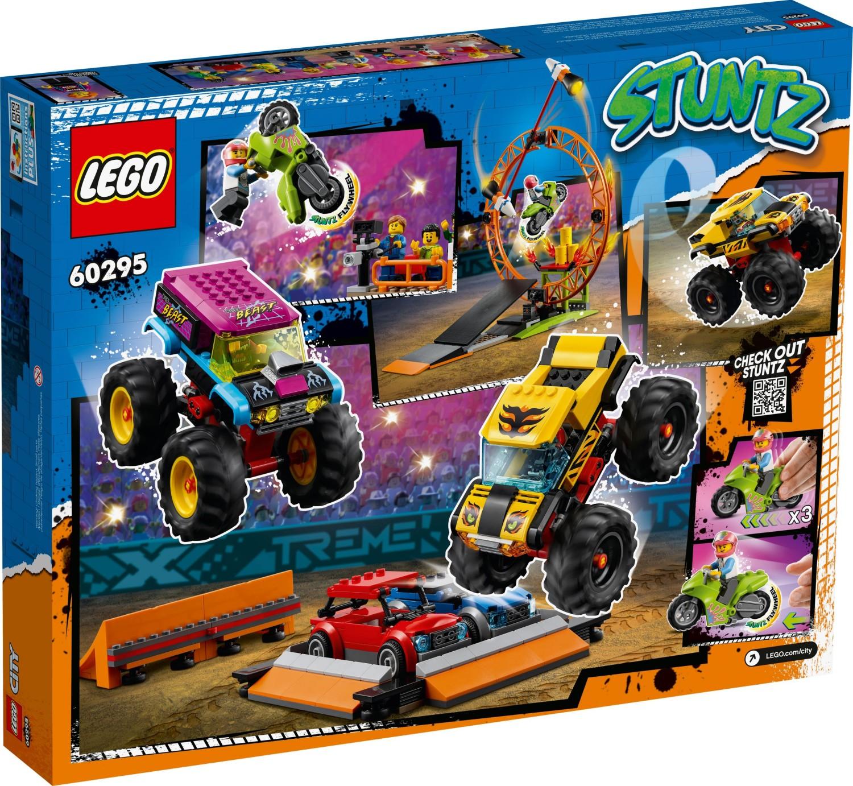 レゴ(LEGO) シティ スタントショー・アリーナ 60295
