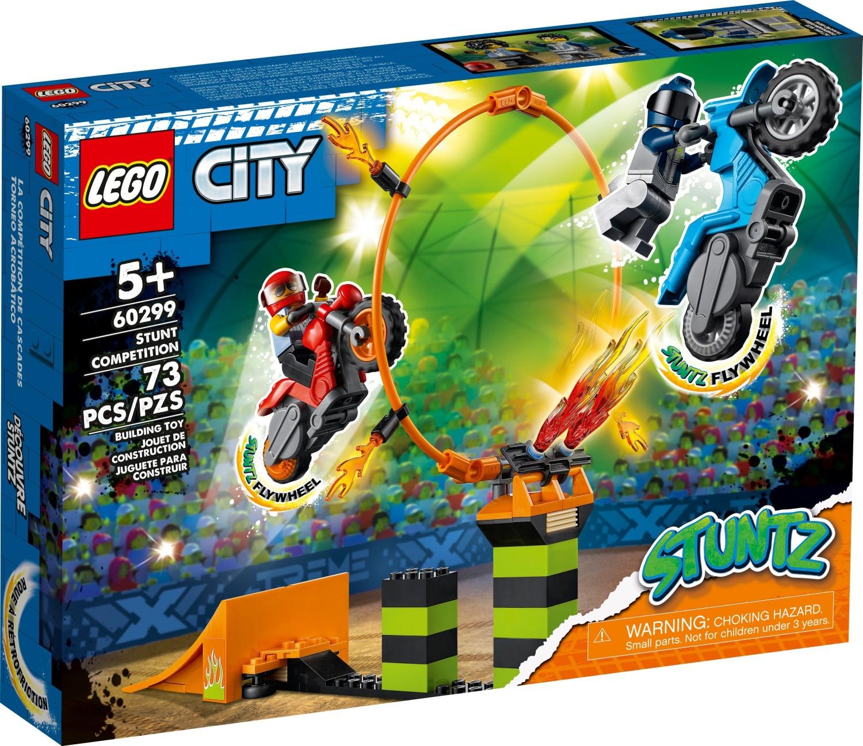 レゴ(LEGO) シティ スタント・コンテスト 60299