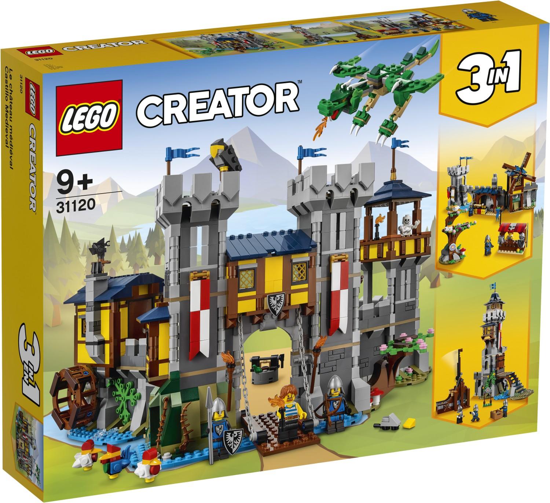 レゴ(LEGO) クリエイター 中世の城 31120
