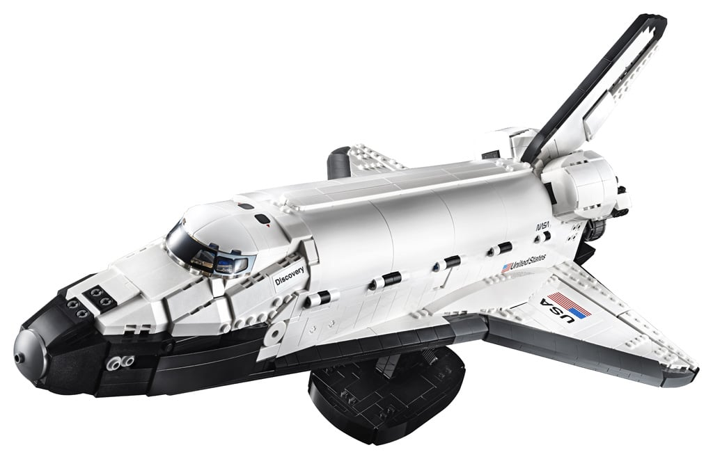 10283 スペースシャトル・ディスカバリー