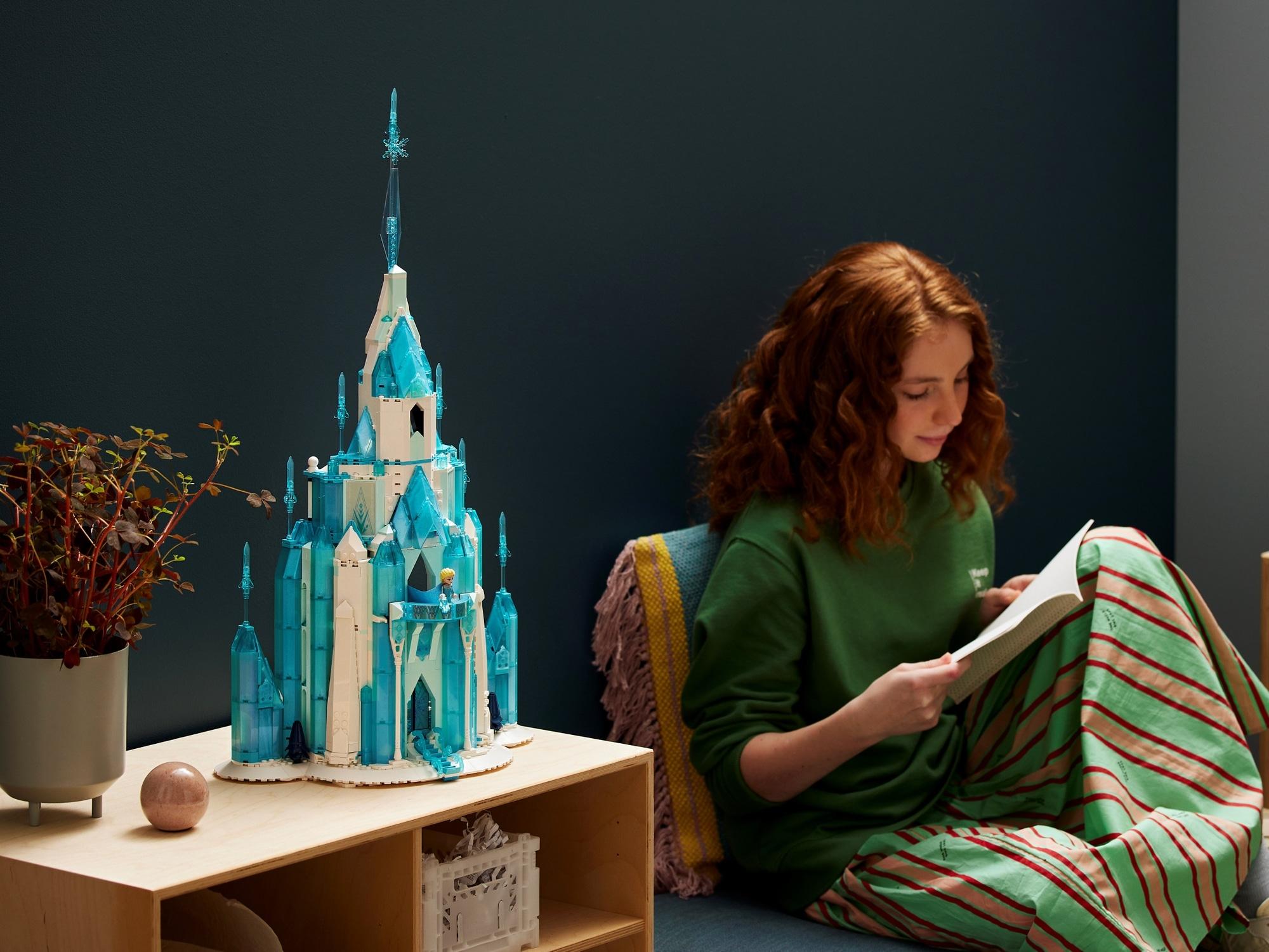 レゴアナ雪『43197 アナ雪アイス・キャッスル』新製品情報:2021年5月発売見込み