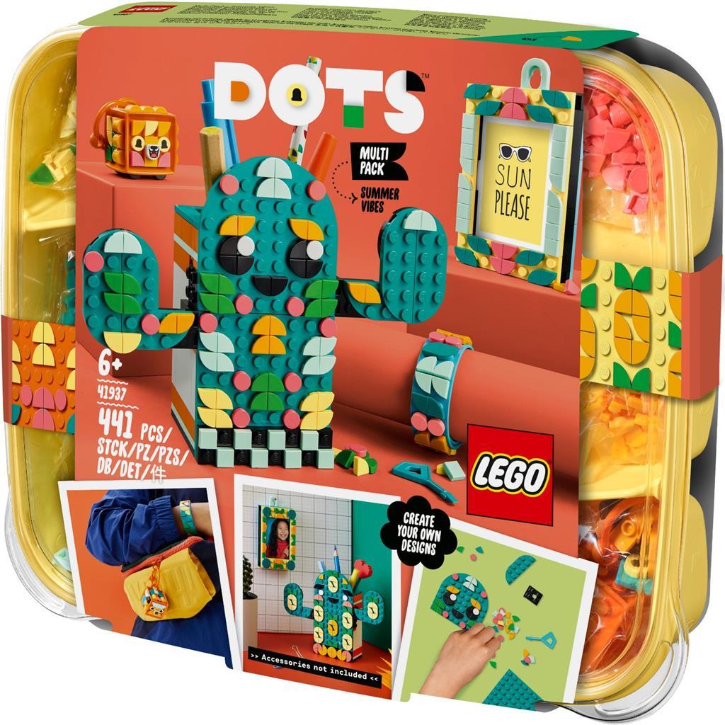 レゴ(LEGO) ドッツ マルチパック・サマーバイブ 41937