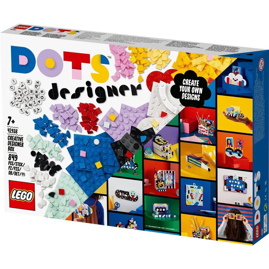 レゴ(LEGO) ドッツ クリエイティブ・デザイナーボックス 41938
