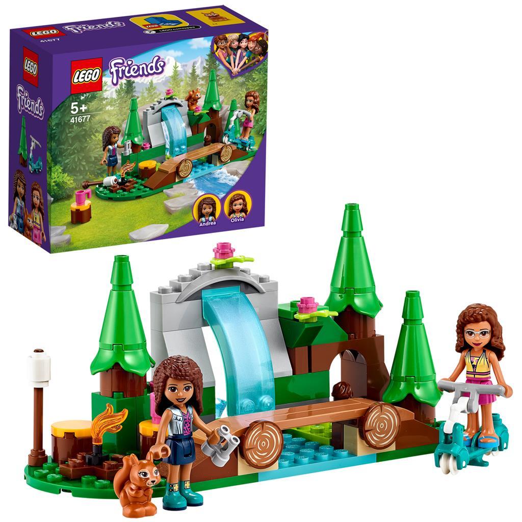 レゴ(LEGO) フレンズ 森の中の滝 41677