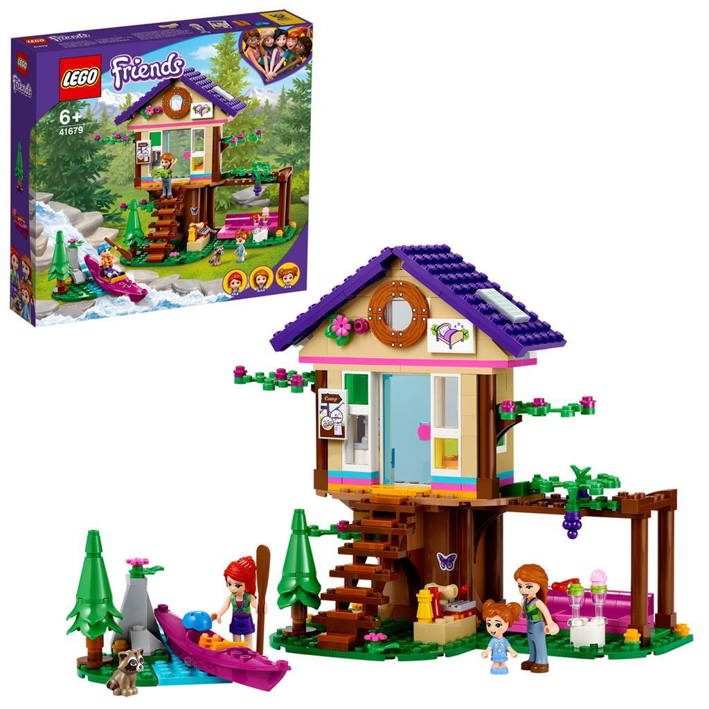 レゴ(LEGO) フレンズ ツリーハウス 41679