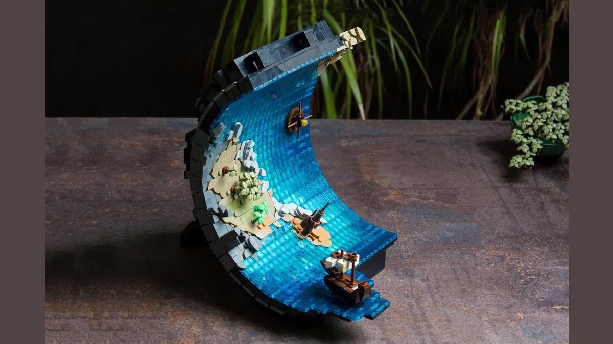レゴアイデアで『ランド・アホイ』が製品化レビュー進出!2021年第2回1万サポート獲得デザイン紹介