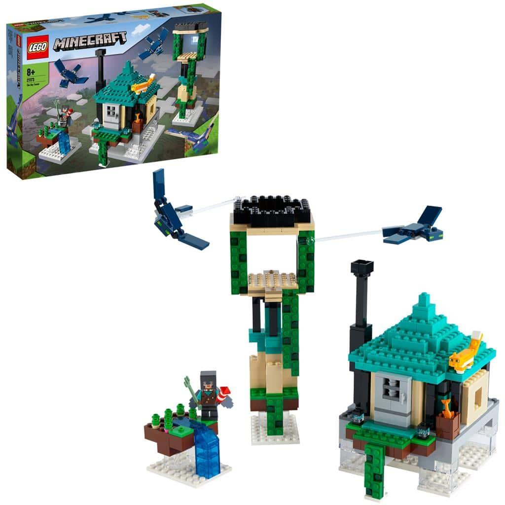 レゴ(LEGO) マインクラフト 天空の塔 21173
