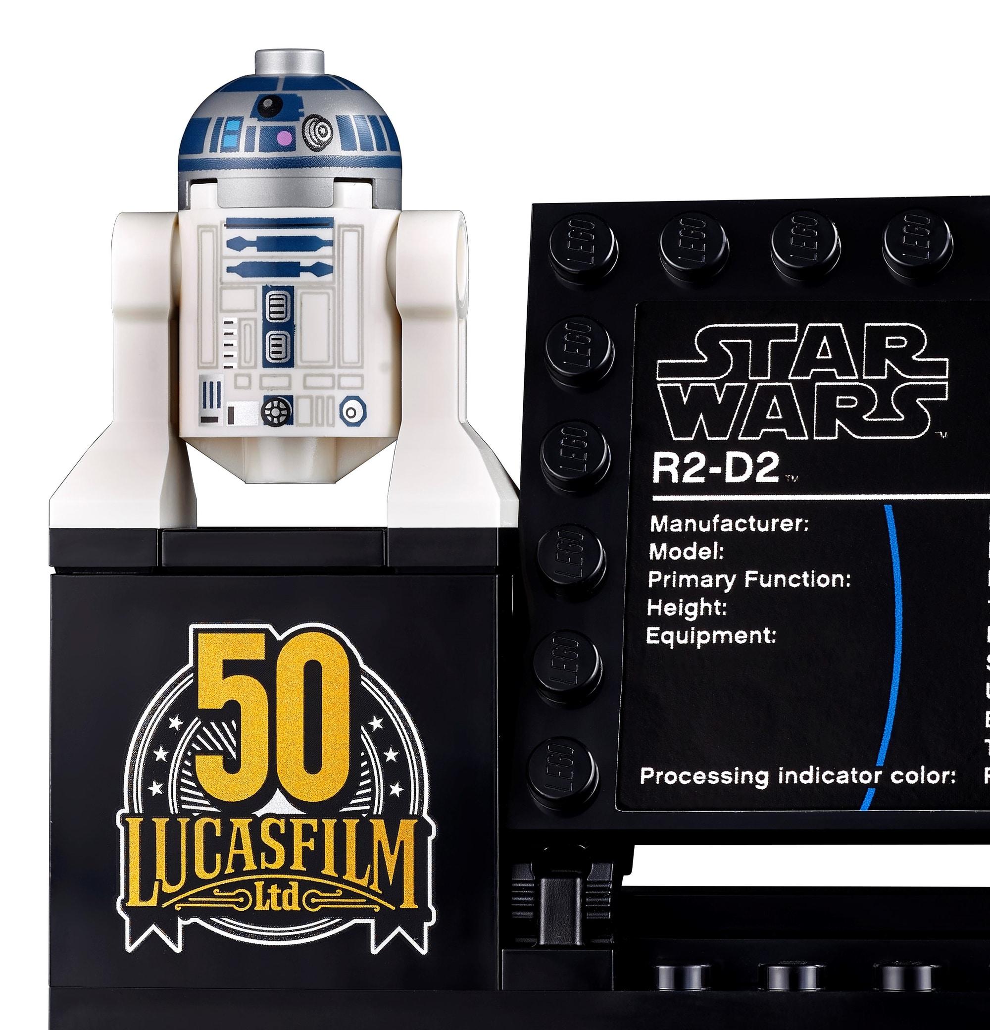 5月1日発売『75308 UCS R2-D2』大人のレゴスター・ウォーズ新製品情報(2021)