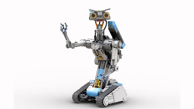 レゴアイデアで『電動ジョニー5』が製品化レビュー進出!2021年第3回1万サポート獲得デザイン紹介